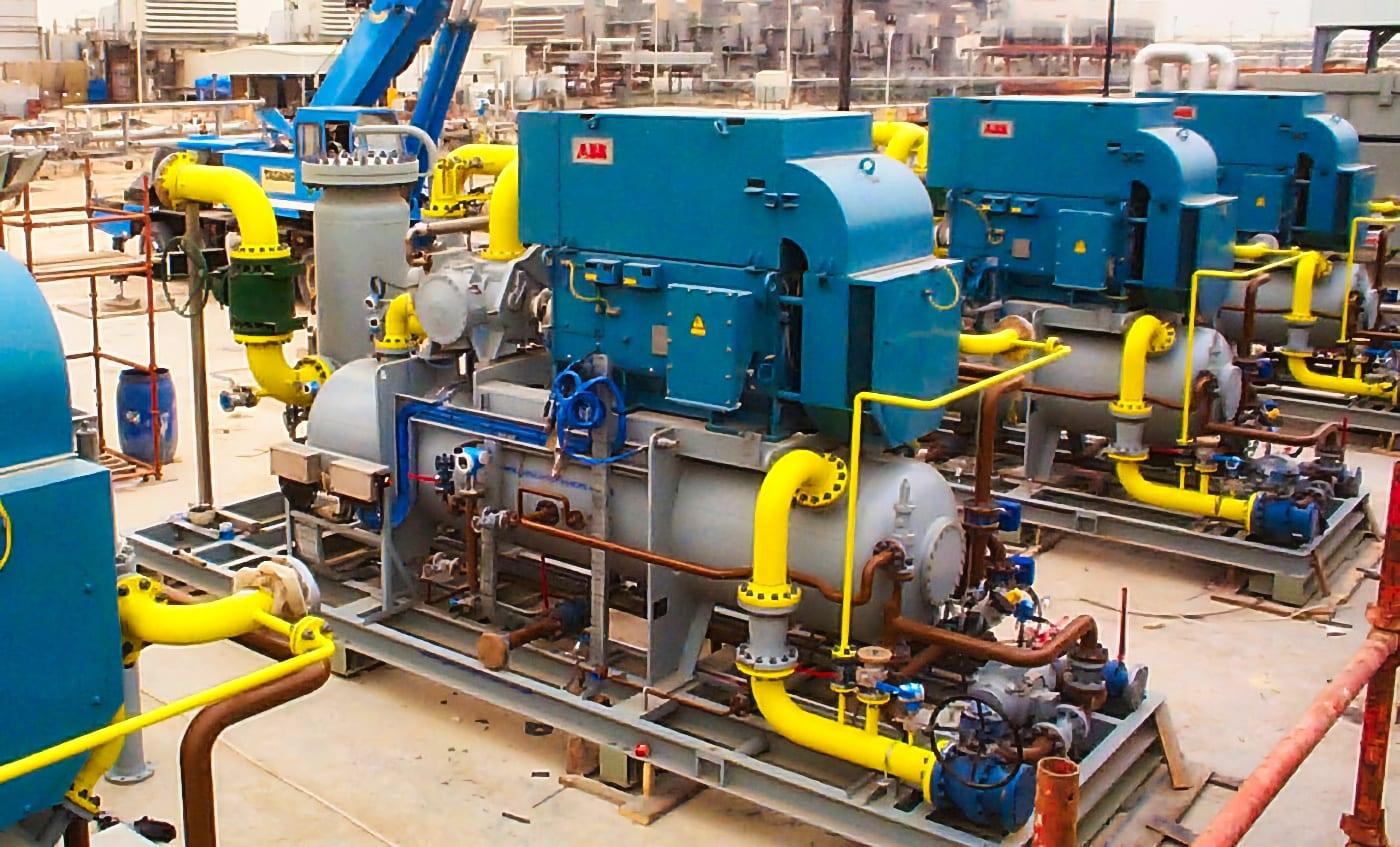 Gas Compressors Ltd